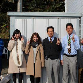 卒業生が遊びに来たよ!~12月2日☆