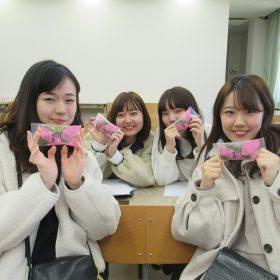 2020年3月25日(水)スイーツサービス~桜葉もち☆
